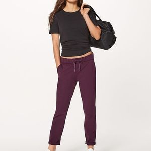 LULULEMON On The Fly Crop Pant Luxtreme